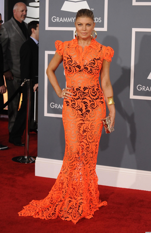 Celebrity Style: 2012 Grammy Awards